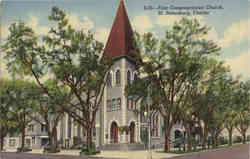 First Congregational Church, Third Avenue and Fourth St., North
