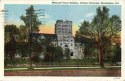 Memorial Union Building, Indiana University