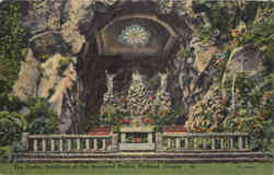The Grotto, Sanctuary of our Sorrowful Mother