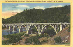 Robert Booth Bridge, Pacific Highway U.S. 99