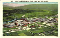 Ecusta Paper Corporation, Pisgah Forest