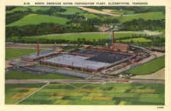 North American Rayon Corporation Plant