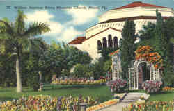 William Jennings Bryan Memorial Church Postcard