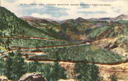 Lariat Trail Lookout Mountain Denver Mountain Parks