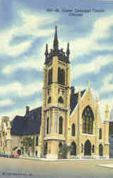 St. James Episcopal Church Postcard