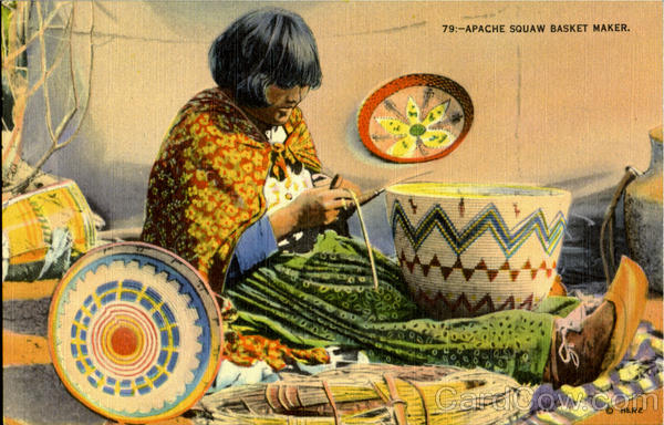 Apache Souaw Maker Native Americana
