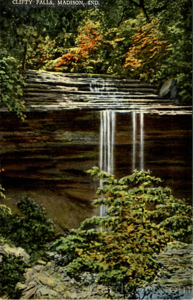 Clifty Falls Madison Indiana
