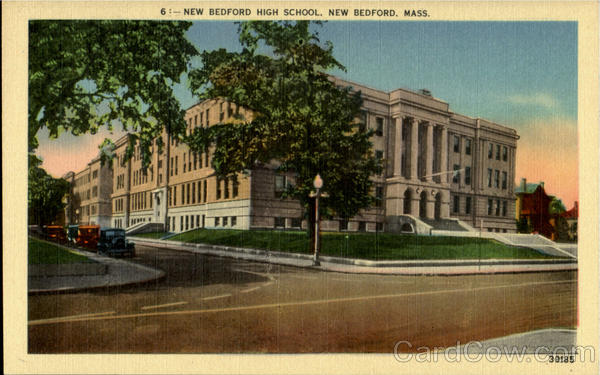 New Bedford School Massachusetts
