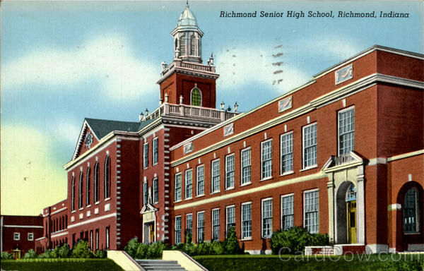 Richmond Senior High School Indiana