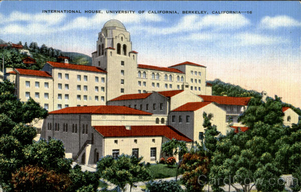 International House,University Of California Berkeley