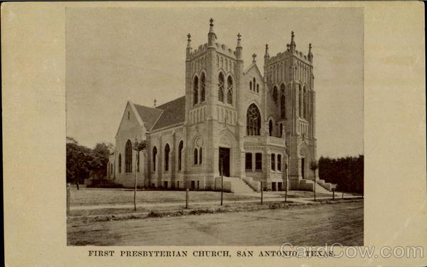First Presbyterian Church San Antonio Tx