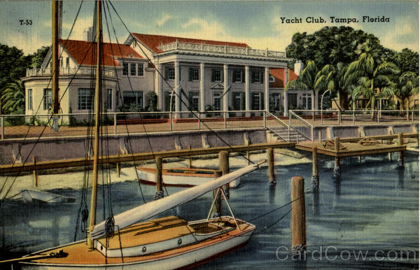 Yacht Club Tampa Florida