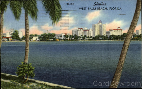 Skyline West Palm Beach Florida