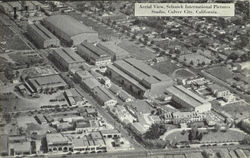 Aerial View, Selznick International Pictures Studio