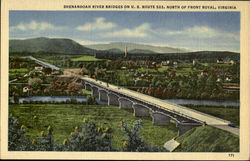Shenandoah River Bridges On, U.S. Route 522