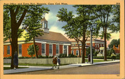 Post Office and Town Hall, Hyannis