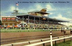 Delaware Park Race, Wilmington