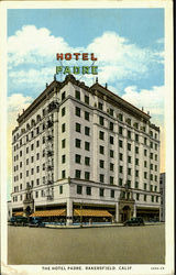 The Hotel Padre