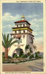 Campanile (Chimes Bell Tower), Agua Caliente
