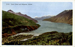 Lynn Canal and Skagway