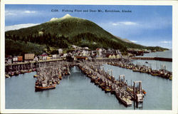 Fishing Fleet and Deer Mt
