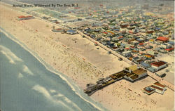 Aerial view, Wildwood By The Sea