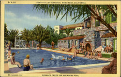 Furnace Creek Inn Swimming Pool