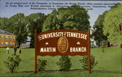 University of Tennessee, Martin Branch