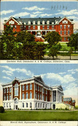 Gardiner Hall / Morrill Hall, Agriculture Oklahoma A. & M. College