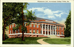Westminster Hall, Westminster College