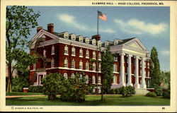 Alumnae Hall-Hood College