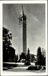 Campanile University Of California