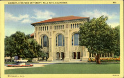 Library,Stanford University