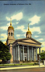 Catholic Cathedral of Baltimore City