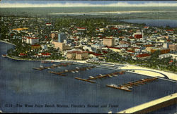 The West Palm Beach Marina