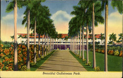 Beautiful Gulfstream Park