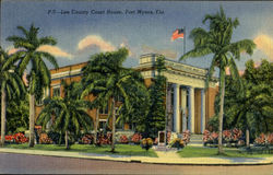 Lee County Court House