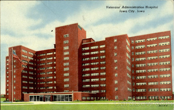 Veterans' Administration Hospital lowa City Iowa