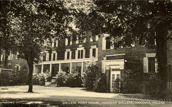 College Point House, Hanover College Indiana