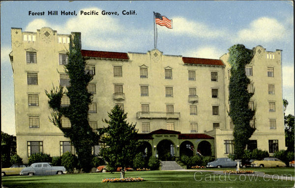 Forest Hill Hotel Palim Springs California