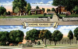 Womens Industrial Farm / Kansas State Prison