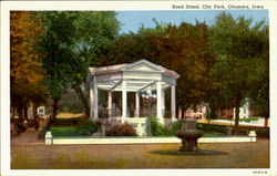 Band Stand, City Park