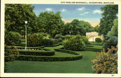 City Park And Bandshell