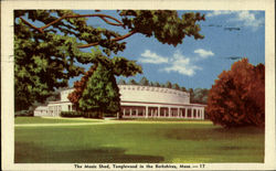 The Music Shed, Tanglewood In The Berkshires