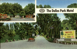 The Dalles Park Motel, On U.S. Highway 30