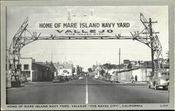 Home Of Mare Island Navy Yard