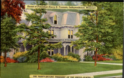 Home of President Harry S.Truman