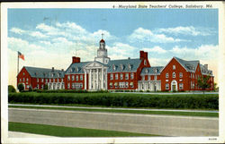 Maryland State Teachers' College