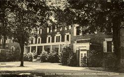College Point House, Hanover College