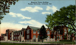Memorial Union Building, Purdue University